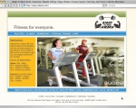 screenshot of rtbamt.com website design