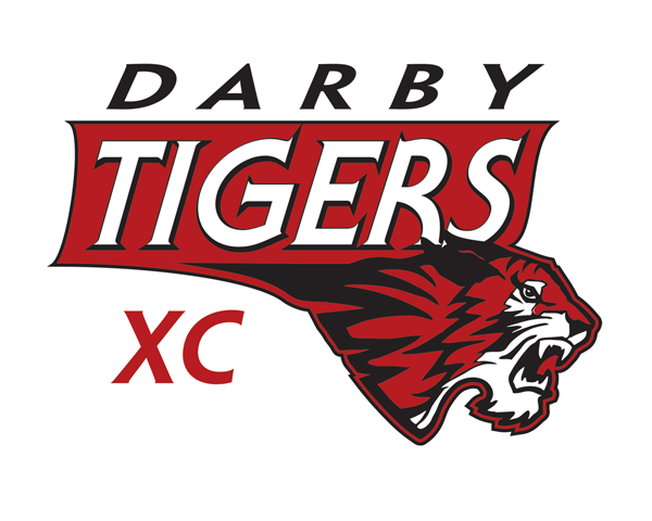 logo design for Darby High School Cross Country