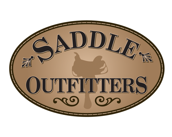 logo design for saddle outfitters