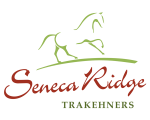 logo design for Seneca Ridge Trakehners