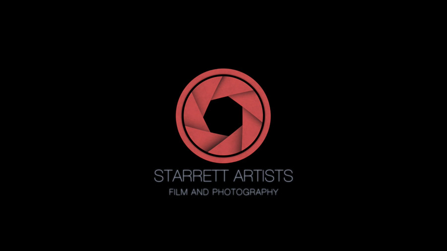 image of production logo design for starrett artists of stevensville, montana